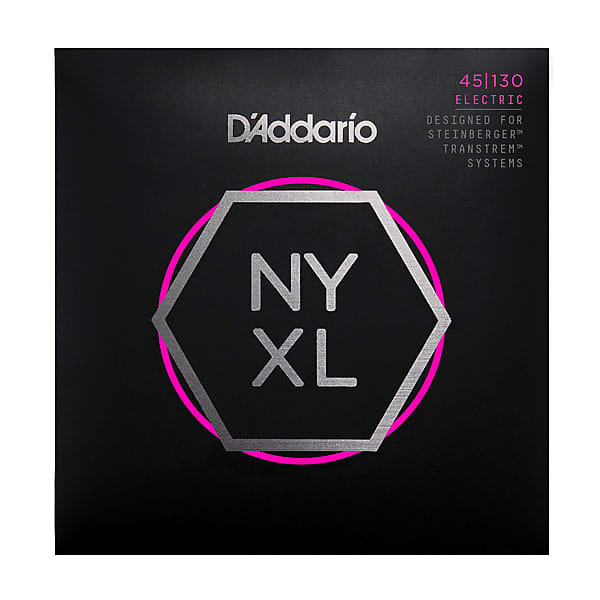 d 39 addario nyxl bass guitar strings for double ball end reverb. Black Bedroom Furniture Sets. Home Design Ideas