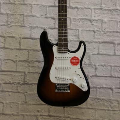 Fender Squier Mini Strat Electric Guitar - Sunburst for sale