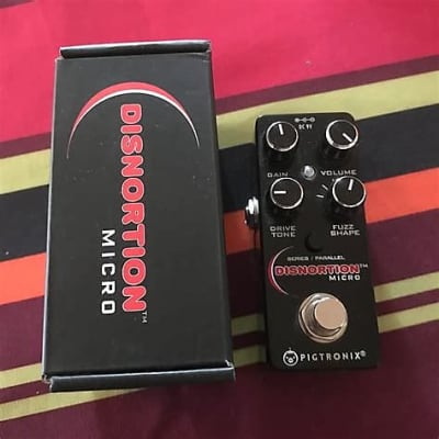 Pigtronix OFM Disnortion Micro