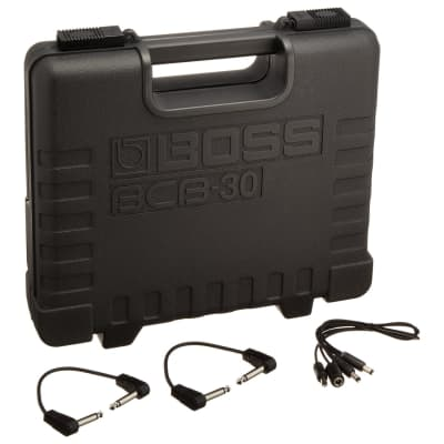 BOSS BCB-30 Pedal Carrying Case with Cables