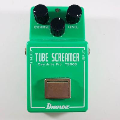 Ibanez TS808 Tube Screamer Reissue  *Sustainably Shipped*