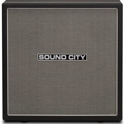 Sound City SC412F70G Cabinet 4x12 280 Watts 16 Ohms for sale