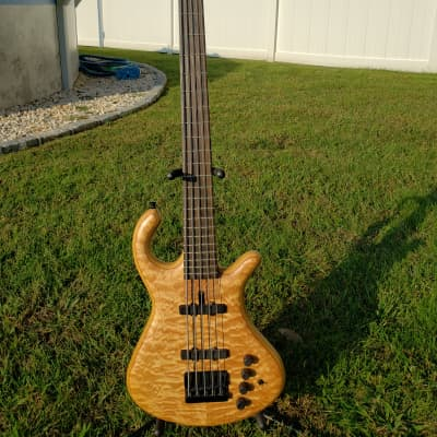 Benavente Custom 5 Graphite Moses 2000's Bass for sale