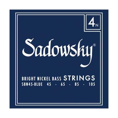 Sadowsky NI Blue Label Set 45-105