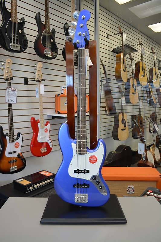 Squier Contemporary Jazz Bass - Ocean Blue Metallic