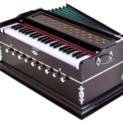 sai musicals hr-14 Harmonium Musical Instrument,sai musical, In USA, 9 Stops, 3 1/2 Octave, 2019