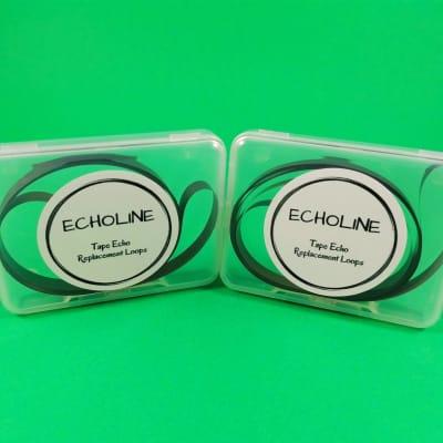 2 X KORG Stage Echo tape loops - SE300 SE500 models loop - tapes