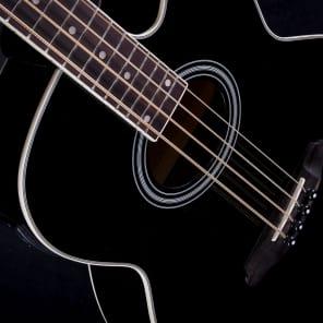 Aria Feb-30M Black Acoustic Bass for sale