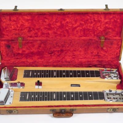 Fender Dual Six Professional Console Steel Guitar