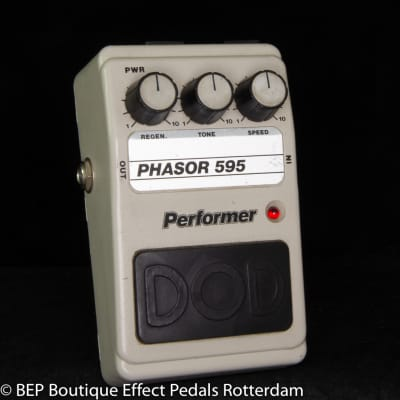 DOD  Phasor 595  Performer Series early 80's USA