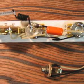 Strange Tv Jones Wiring Harness Upgrade For Gretsch 5120 5420 Reverb Wiring Cloud Hisonuggs Outletorg