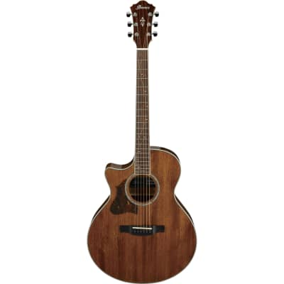 Ibanez AE Series AE245LNT Acoustic-Electric Guitar (Left Handed)