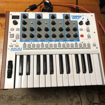 Akai Timbre Wolf Polyphonic Synthesizer