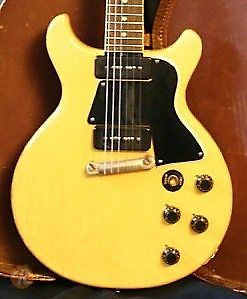 Gibson Les Paul Special Double Cutaway TV Yellow 1959