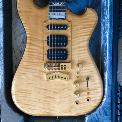 Lieber 50th Anniversary Wolf (1 of 13) 2015 Flame (tiger) Maple for sale