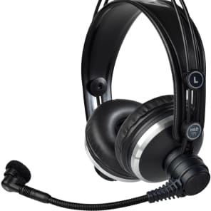 AKG HSD171 Professional Closed-back Headset with Dynamic Microphone
