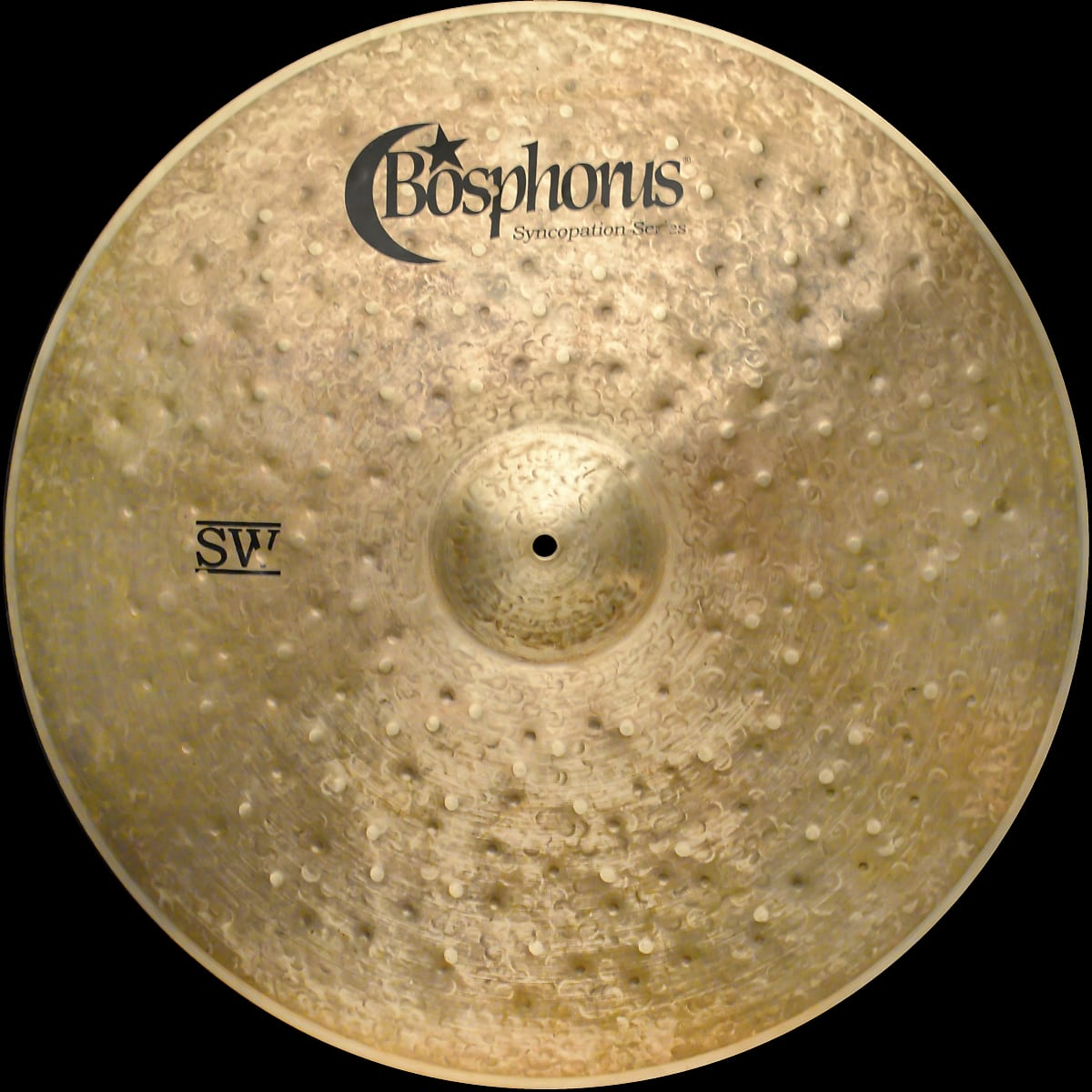 "Bosphorus Syncopation 24"" SW Ride 2650 g"