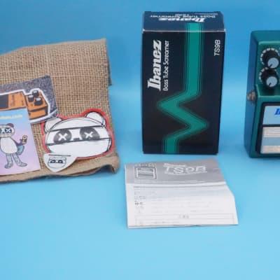 Ibanez TS9B Tube Screamer Bass w/Original Box | Fast Shipping!