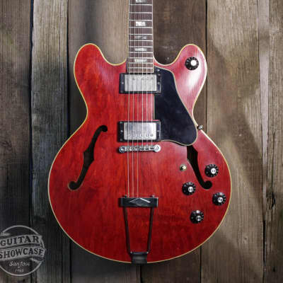 Gibson ES-150DC 1968 {Cherry} w/Repaired Headstock