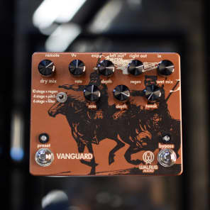 WALRUS AUDIO VANGUARD DUAL PHASE for sale