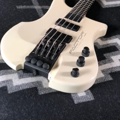 Kubicki Factor 1993 White - Refreshed by The Guitar Dr. for sale