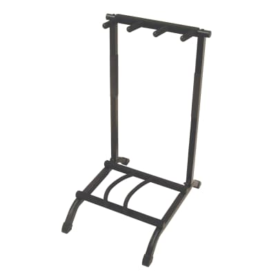 On-Stage Stands GS7361 3-Space Foldable Multi Guitar Rack