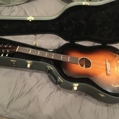 1930's Square Neck REGAL Slide Guitar ~ VINTAGE for sale