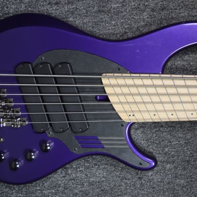 Dingwall NG-3 (6-String), Purple Mopar with Maple Fingerboard *On Order ETA Nov 2020 for sale