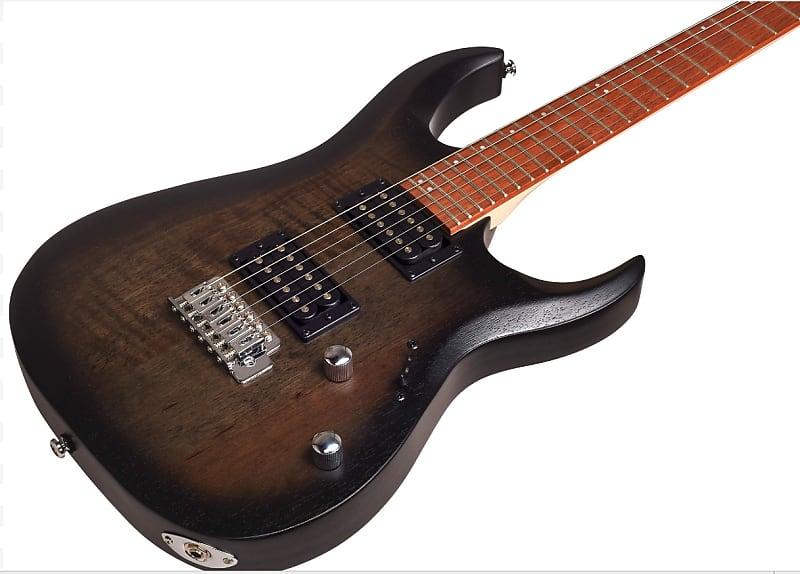 Cort Electric Guitar X100 : cort x100opkb x series x100 meranti body hard maple neck reverb ~ Russianpoet.info Haus und Dekorationen