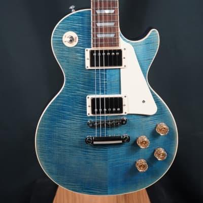 Gibson Les Paul Traditional Ocean Blue LPTD15BNH1 (Used)