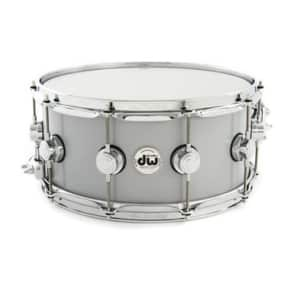 "DW DRVM6514SVC 6.5x14"" Collector's Series Thin Aluminum Snare Drum"