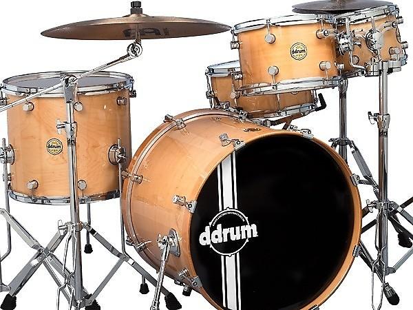 d9faf6f7c6b1 Ddrum Paladin Maple Bass Drum 14X24 Natural Maple PM BD 14X24