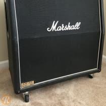 Marshall 1960A 4x12 Slant Cabinet 2010s Black image