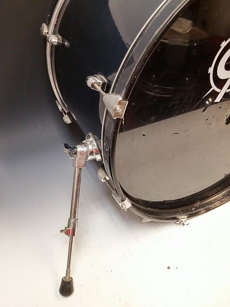 Gretsch Blackhawk 22 Bass Drum Blue Drum