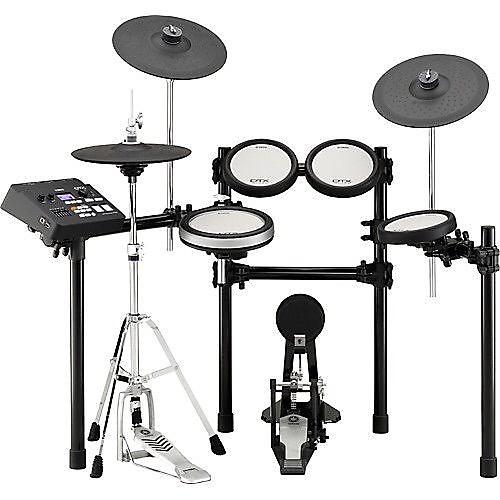 Yamaha DTX 700K Electronic Drum Set Kit with Extra Tom -- Lightly Used!