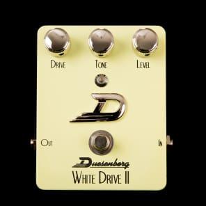 Duesenberg DPE-WD2 White Drive II Clean Boost and Overdrive