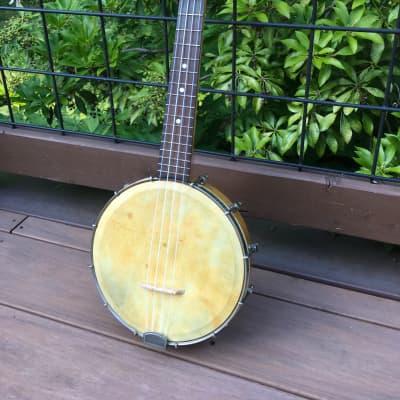 Harmony Banjo Ukelele - vintage banjolele uke 1920 for sale