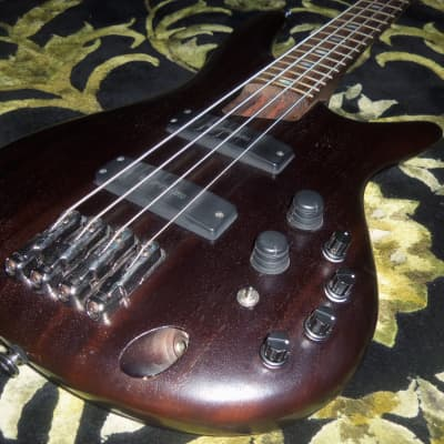 Ibanez Prestige SR400E Bass Natural for sale