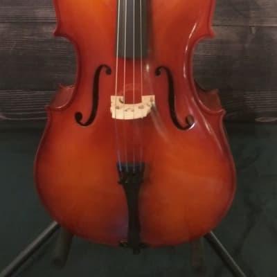 Carlo Robelli CR-262 Laminate 3/4 Cello Outfit for sale