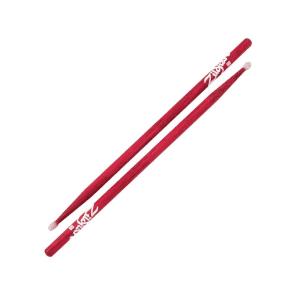 Zildjian 5BNR Hickory Series 5B Nylon Tip Drum Sticks
