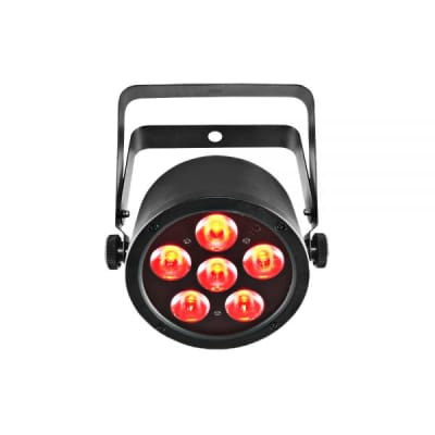 Chauvet Ezpar T6 USB Battery Powered Tri LED Light