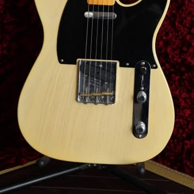 Fender Custom Shop '51 Nocaster Lush Closet Classic Faded Blonde Electric Guitar for sale