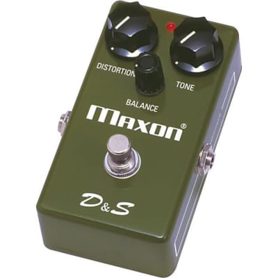 Maxon D&S Distortion & Sustainer Pedal for sale