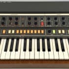 KORG TRIDENT Vintage Analog Synthesizer Professional Overhauled w/case image