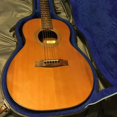 Fylde Goodfellow Natural Gloss Acoustic Guitar for sale