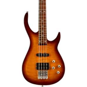 Rogue LX400TSB Series III Pro 4-String Bass Sunset Burst