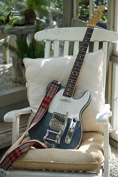 fender telecaster partscaster lake placid blue reverb. Black Bedroom Furniture Sets. Home Design Ideas