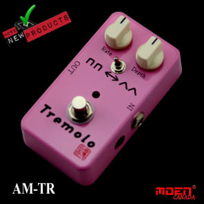 MOEN AM-TR Tremolo  NEW PEDALS from MOEN FREE Shipping