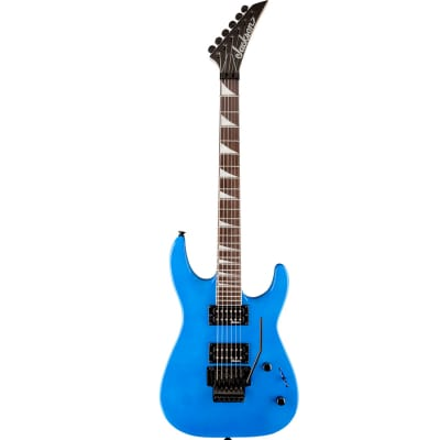 Jackson JS32 Dinky Arch Top  6-string Electric Guitar - Bright Blue for sale