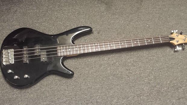 Ibanez GIO GSR 190 Electric Bass - Black | Reverb
